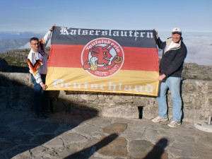Nationalfahne Deutschland