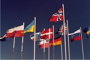 Fahne oder Flagge